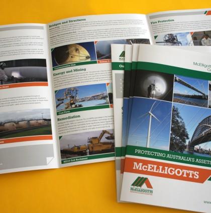 Company Profile & Project Track Record Brochure