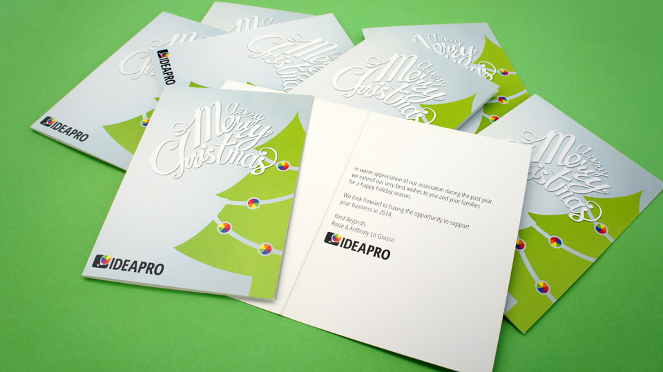 Customised Greeting Cards | Melbourne | IDEAPROIDEAPRO