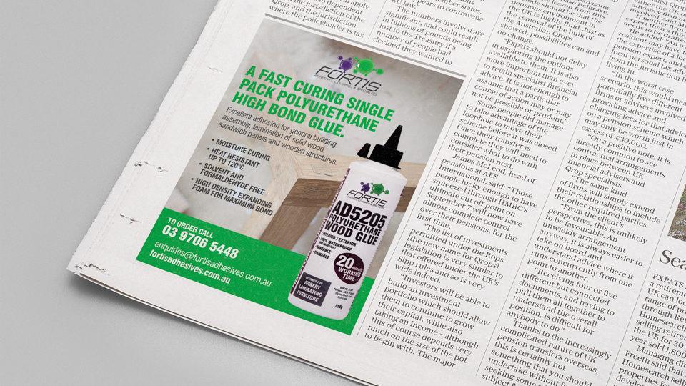 fortis-adhesives-coatings-advertising