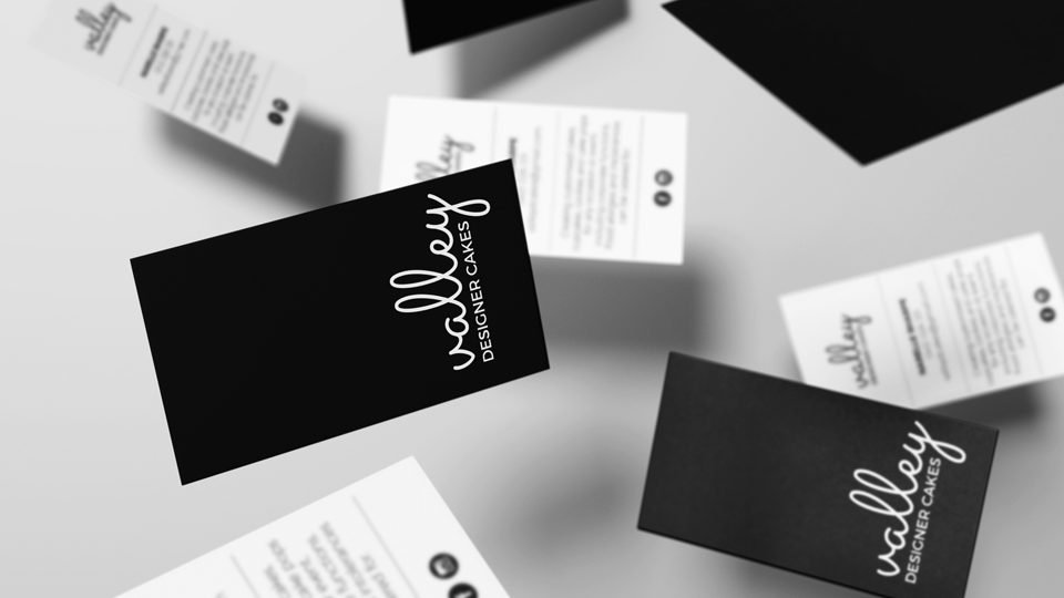 Valley-Designer-Cakes-business-cards-graphic-design-ideapro