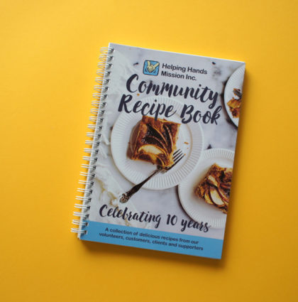 Community Recipe Book